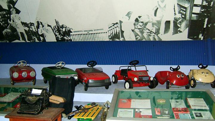 soviet pedal automobiles for children 20