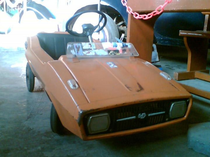 soviet pedal automobiles for children 21
