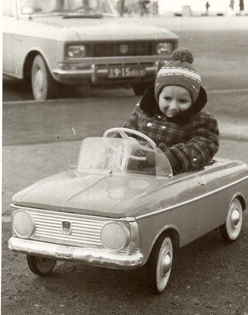 soviet pedal automobiles for children 1