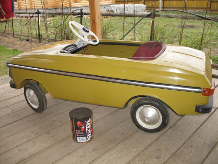soviet pedal automobiles for children 25