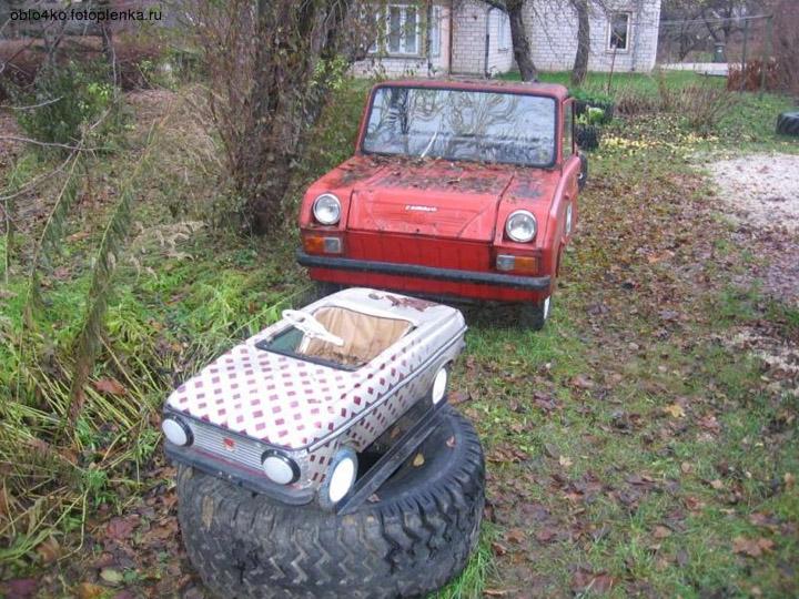 soviet pedal automobiles for children 26