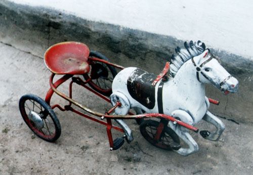 soviet pedal automobiles for children 27