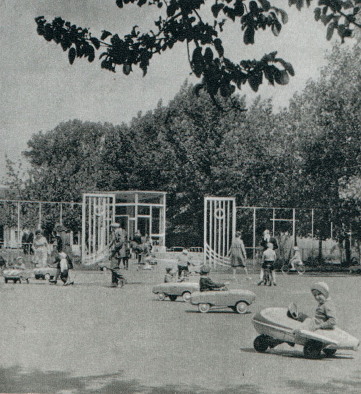 soviet pedal automobiles for children 3