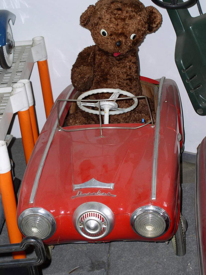 soviet pedal automobiles for children 4