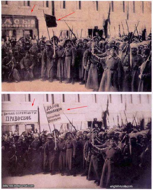 3 10 Foto foto Manipulasi Jaman Uni Soviet Di Mana Photoshop Belum Ada!!