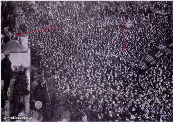 5 10 Foto foto Manipulasi Jaman Uni Soviet Di Mana Photoshop Belum Ada!!
