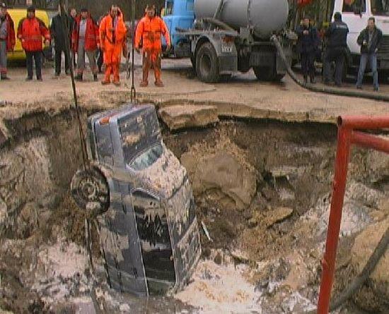 roads in ukraine