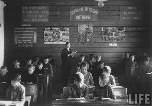 Soviet Schools As Americans See Them 3