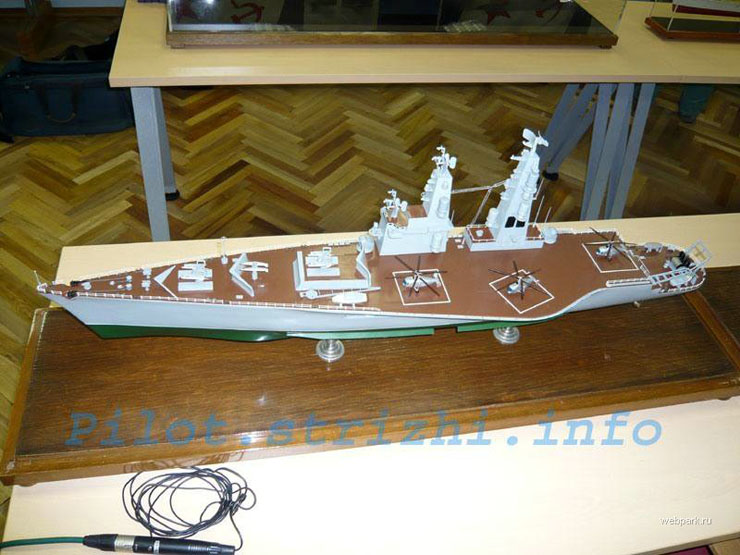 Russian ship models 1