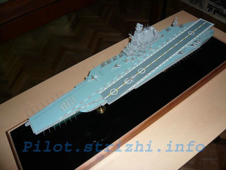 Russian ship models 10