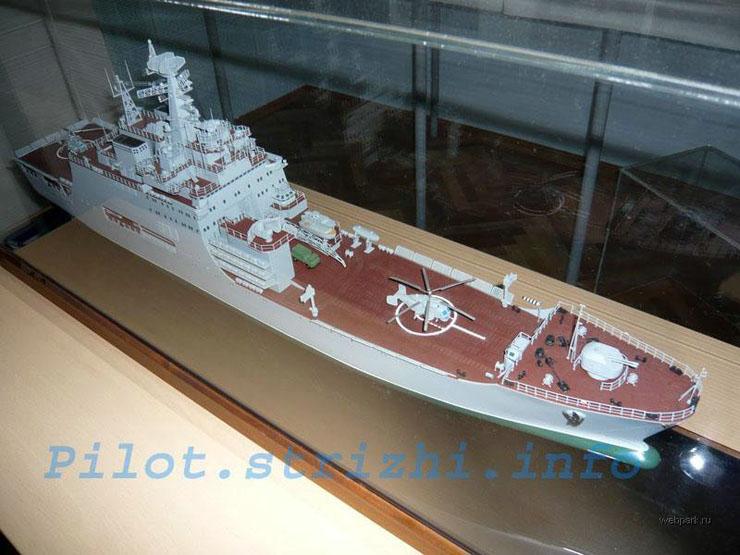 Russian ship models 12