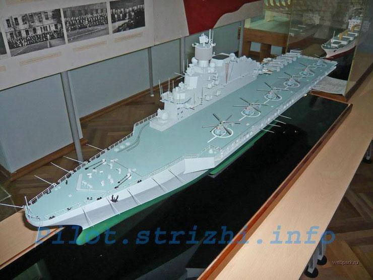 Russian ship models 13