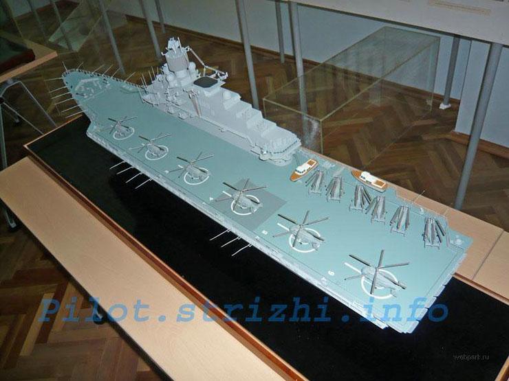 Russian ship models 14