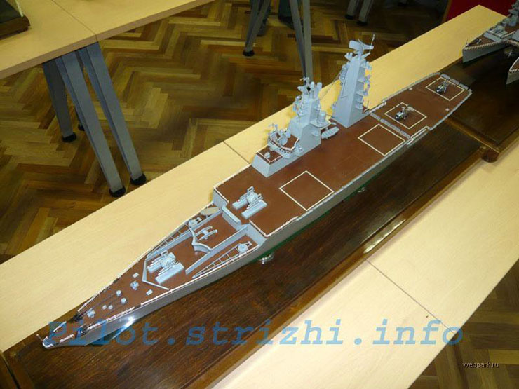Russian ship models 2