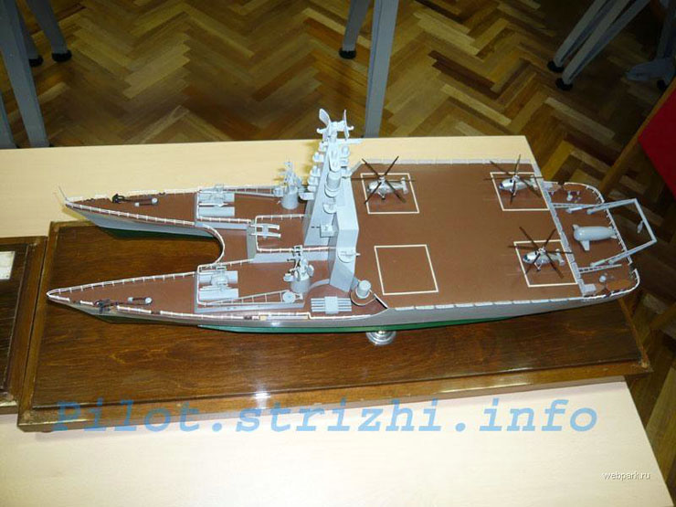 Russian ship models 3