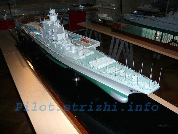 Russian ship models 4