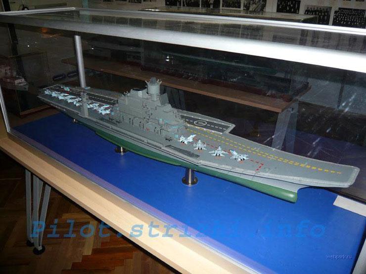 Russian ship models 5