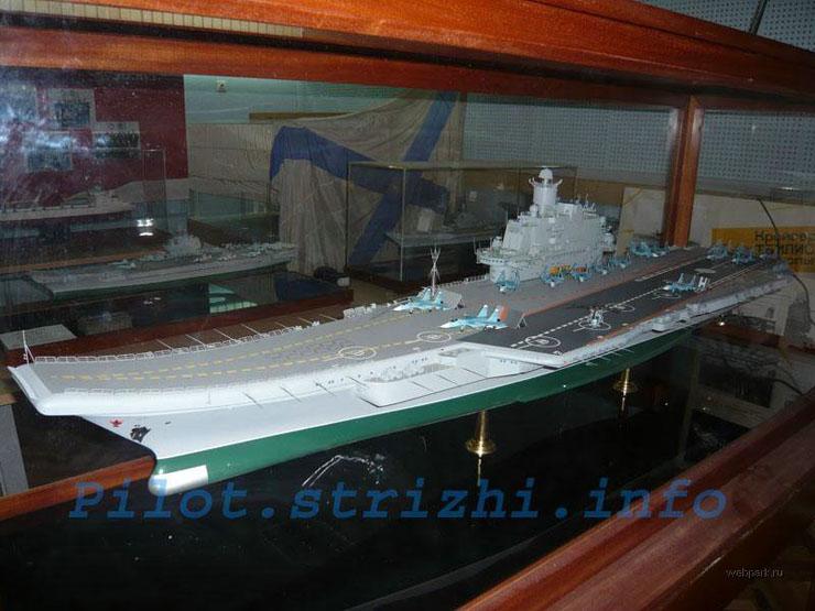 Russian ship models 6