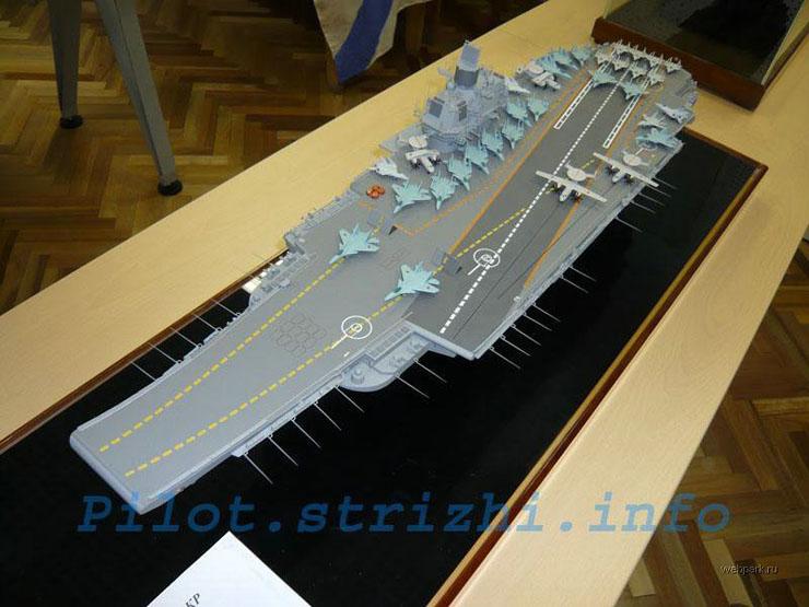 Russian ship models 9