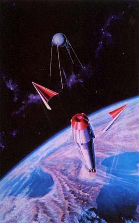 Space Through the Eyes of Soviet Cosmonauts 1
