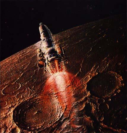 Space Through the Eyes of Soviet Cosmonauts 17