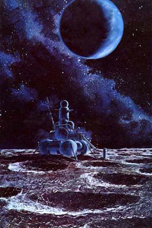 Space Through the Eyes of Soviet Cosmonauts 19