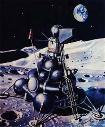 Space Through the Eyes of Soviet Cosmonauts 20