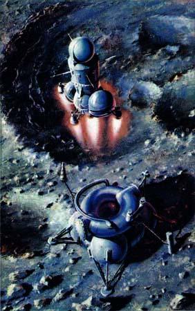 Space Through the Eyes of Soviet Cosmonauts 21