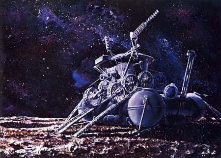 Space Through the Eyes of Soviet Cosmonauts 23