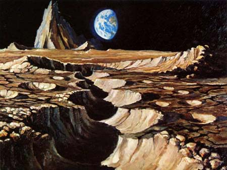 Space Through the Eyes of Soviet Cosmonauts 28