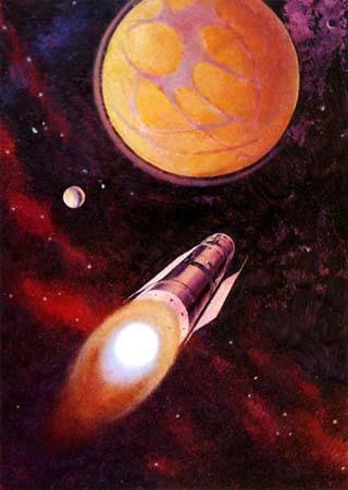 Space Through the Eyes of Soviet Cosmonauts 30