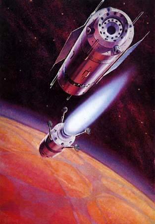 Space Through the Eyes of Soviet Cosmonauts 31
