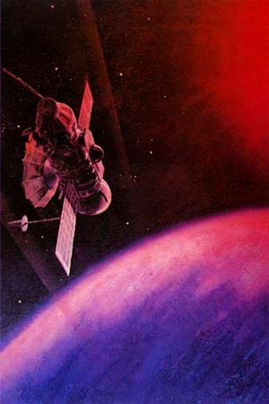 Space Through the Eyes of Soviet Cosmonauts 35