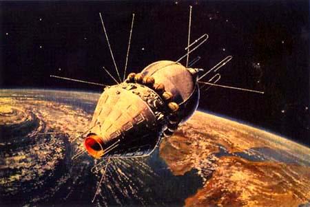Space Through the Eyes of Soviet Cosmonauts 5