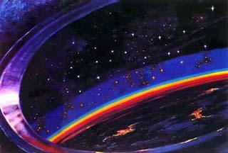 Space Through the Eyes of Soviet Cosmonauts 7