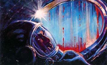 Space Through the Eyes of Soviet Cosmonauts 9