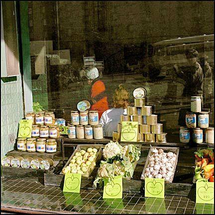 Soviet storefronts 1