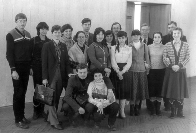 Students of USSR