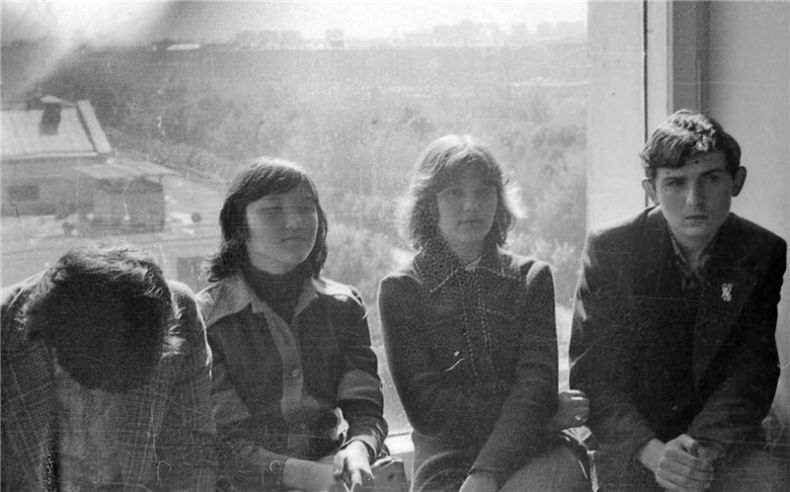 Students of USSR, or Russian students during Soviet reign 13