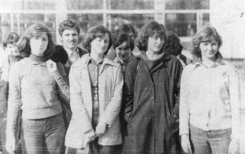 Students of USSR, or Russian students during Soviet reign 14