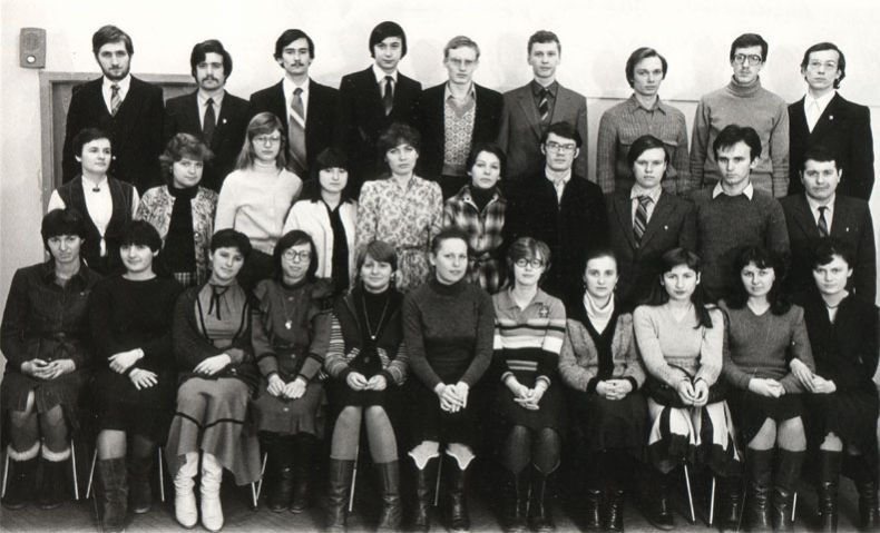 Students of USSR, or Russian students during Soviet reign 18