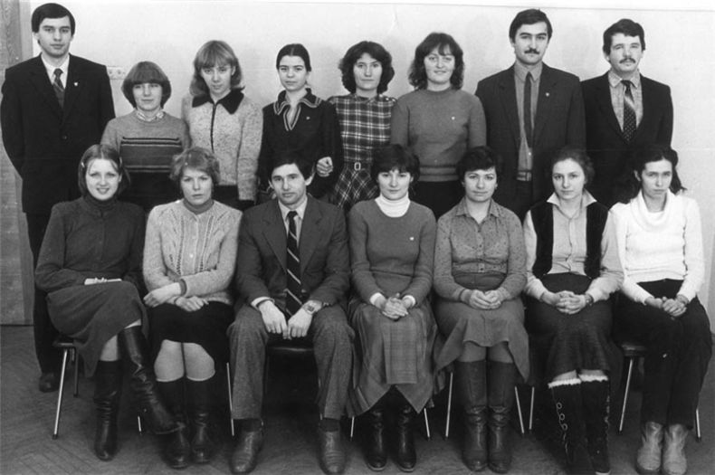 Students of USSR, or Russian students during Soviet reign 24