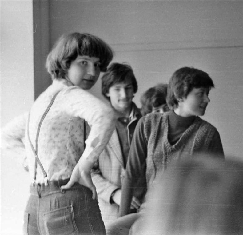 Students of USSR, or Russian students during Soviet reign 29