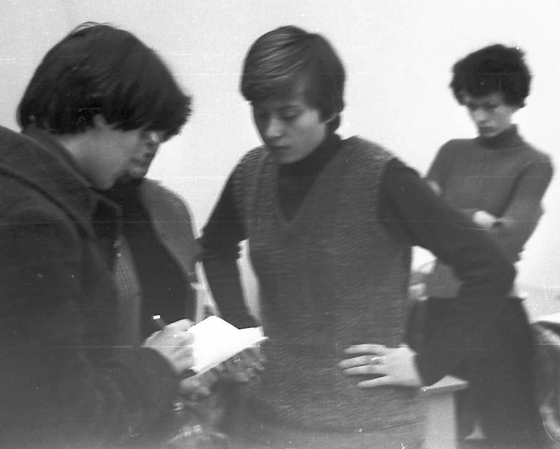Students of USSR, or Russian students during Soviet reign 32