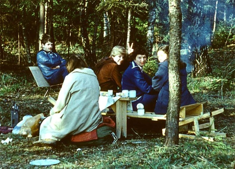 Students of USSR, or Russian students during Soviet reign 34