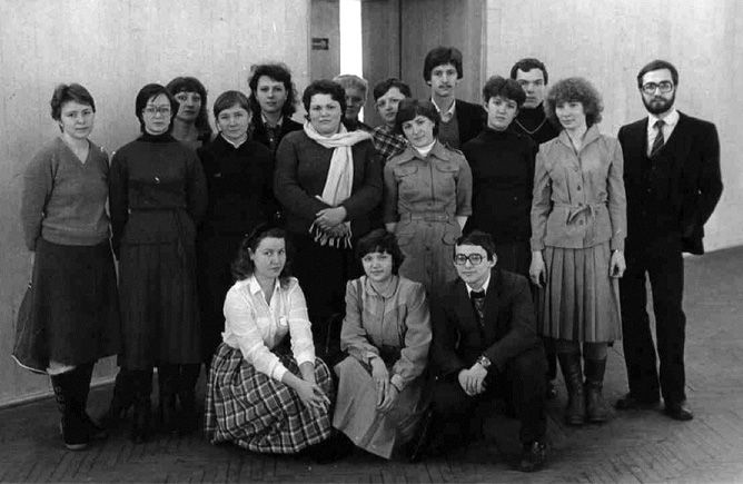 Students of USSR, or Russian students during Soviet reign 36