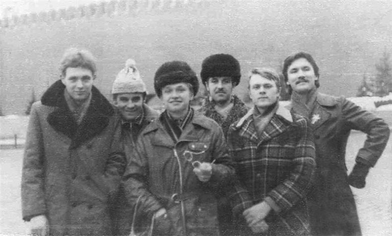 Students of USSR, or Russian students during Soviet reign 37