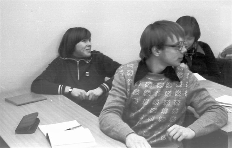 Students of USSR, or Russian students during Soviet reign 38