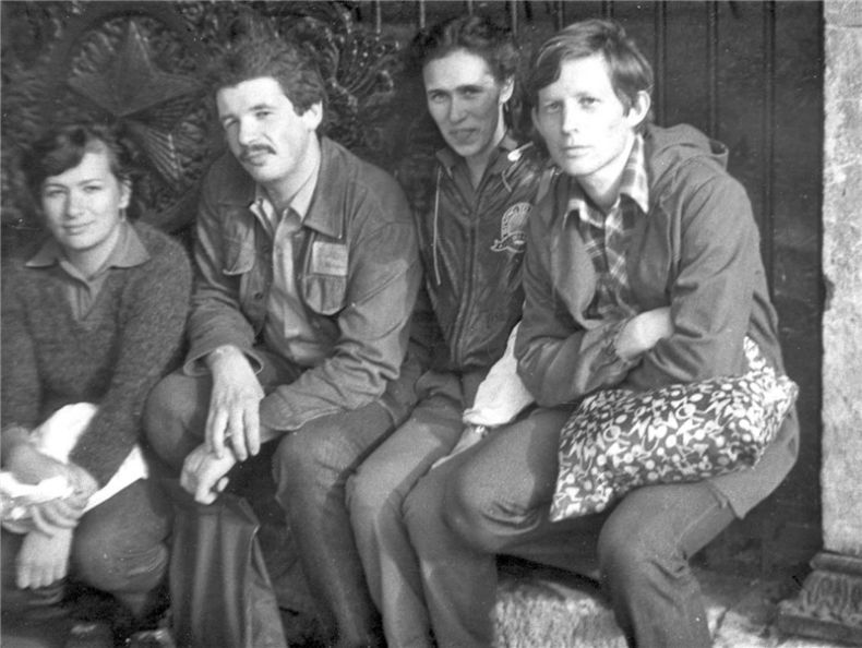 Students of USSR, or Russian students during Soviet reign 42