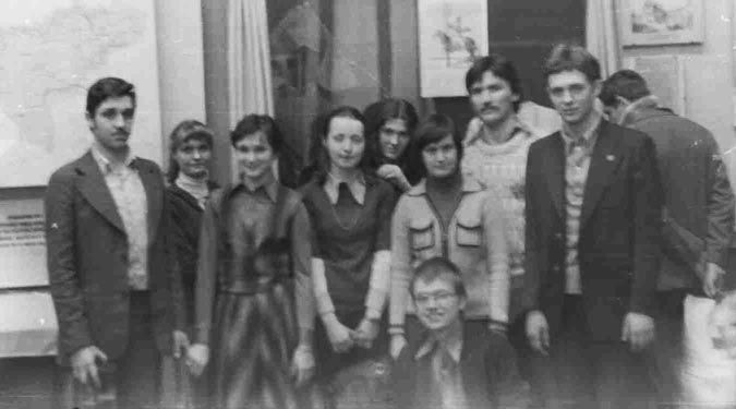 Students of USSR, or Russian students during Soviet reign 45